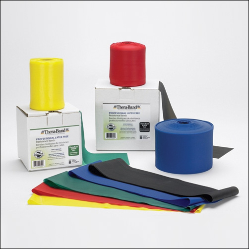 Thera-Band Latex-Free Rolls