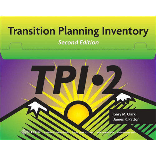 Transition Planning Inventory (TP-2)