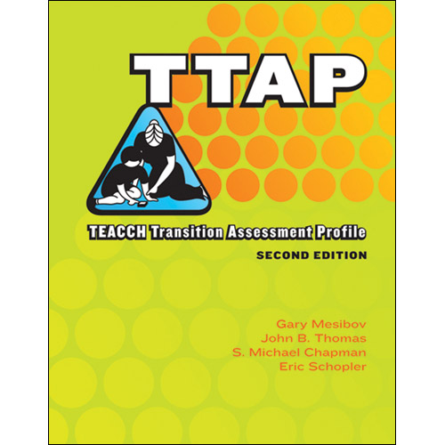 TEACCH Transition Assessment Profile - 2nd Edition (TTAP)