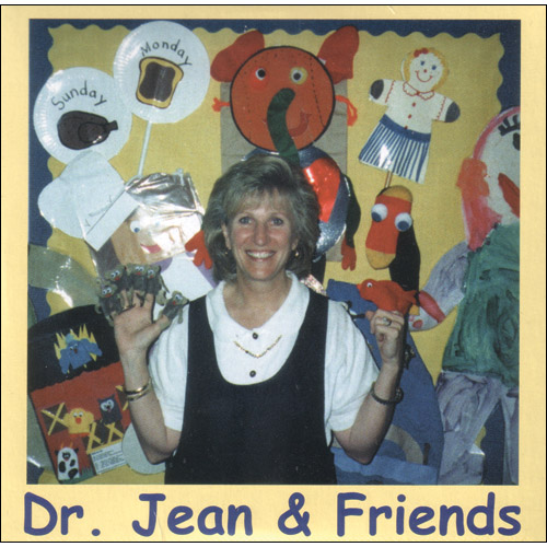 Dr. Jean & Friends CD