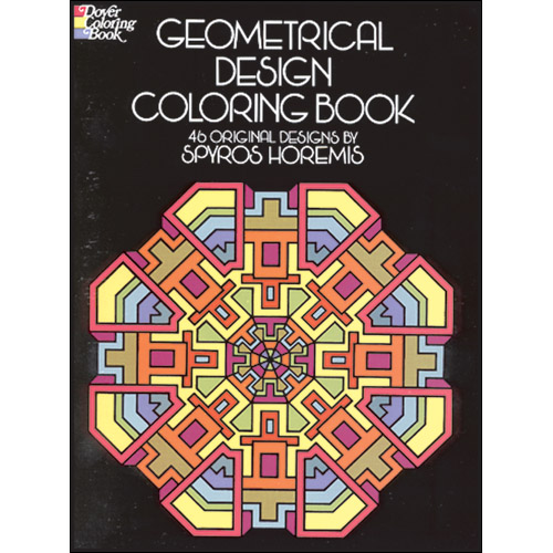 Geometrical Coloring Book
