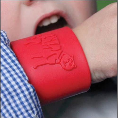Tactile Tiger Chewable Armband